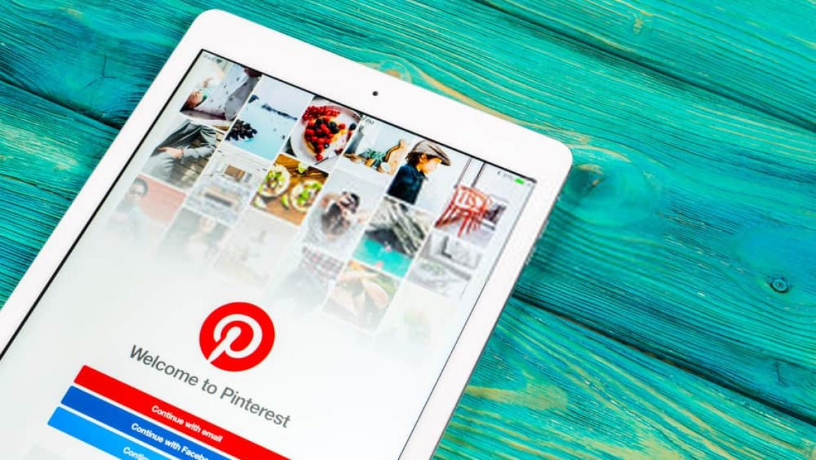 What are the main features of Pinterest?